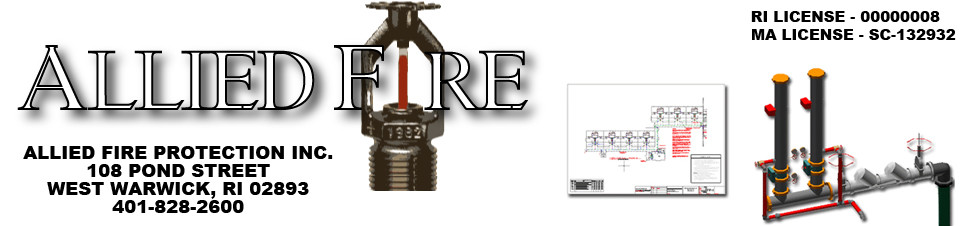 Allied Fire Protection-(401) 828-2600-Affordable-Reliable